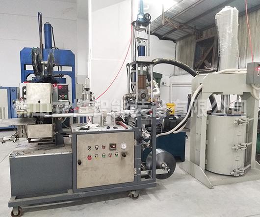 玻璃胶灌装机