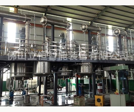 丙烯酸乳液工程设备