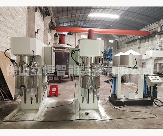 硅胶加工机器